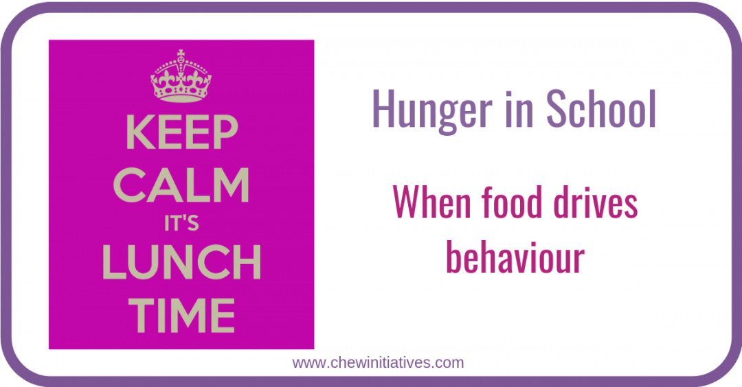 Hunger in School – Food and Behaviour