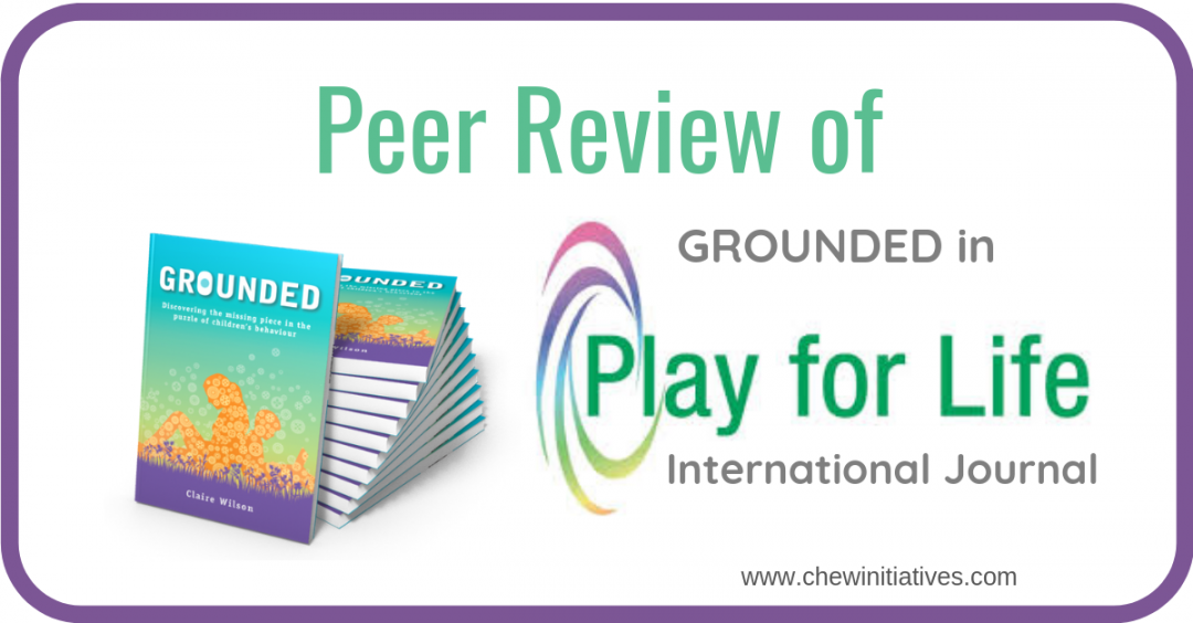 Review of GROUNDED in an International Journal